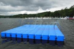 Badeinsel - Schwimminsel hochwertige Verarbeitung
