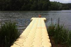 Schwimmkörper Steg kaufen bei Duwe & Partner