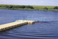 Schwimmelemente Steg kaufen bei Duwe & Partner