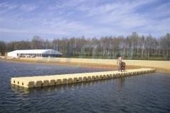 Kunststoff Schwimmsteg kaufen aus JETfloat Schwimmkörpern (Norderstaedt)