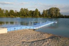 Schwimmelemente Lösungen im Wasser - Duwe Pontons für jede Anforderung im Wasser geeignet