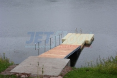 Badesteg Schwimmsteg Jetfloat kaufen