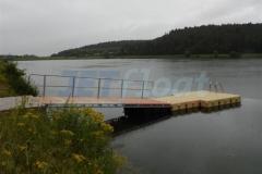 Einen Schwimmsteg aus JETfloat Schwimmkörpern beim Stegbauer Duwe & Partner kaufen