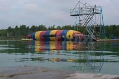Blob Event Ponton mieten