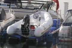 Lagerponton Boot