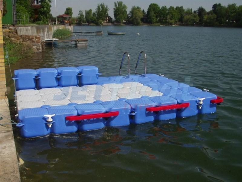 Bootssteg Ponton Schwimmkörper kaufen