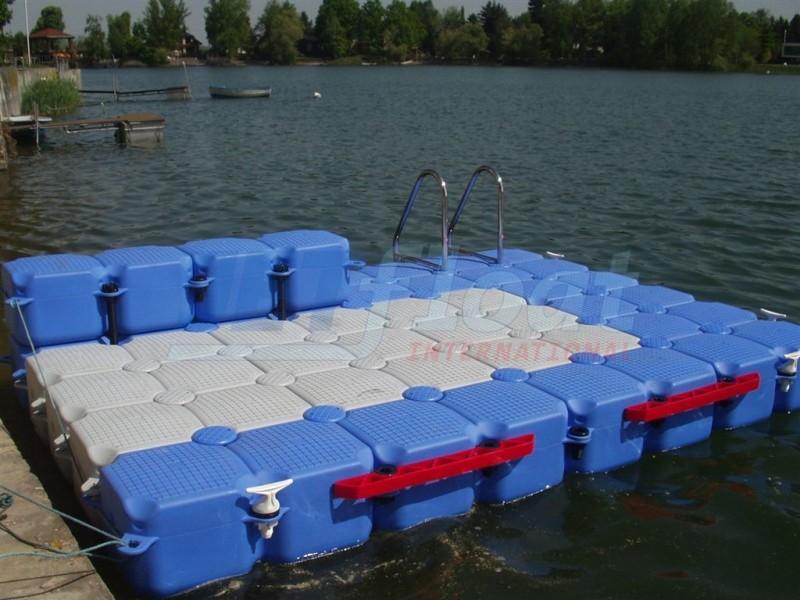 Schwimmsteg Ponton Schwimmkörper kaufen