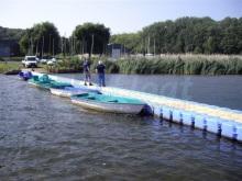 Bootssteg Ponton Schiffsanleger