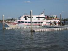 Bootssteg Ponton Angelgestelle für Schiffe