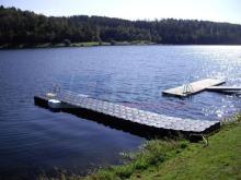 Kunststoff Bootssteg bauen lassen