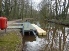 Schwimmsteg - Bootssteg Ponton System