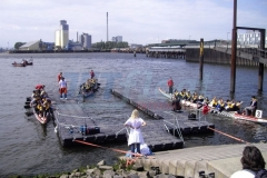 Drachenboot Event Steg