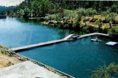 Pontonbrücken Schwimmbrücken