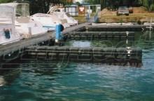 Steganlage kaufen bei Duwe & Partner für Boote und Schiffe
