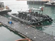 Bootsanleger aus Pontons bauen beim Stegbauer Duwe & Partner