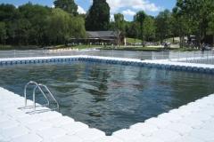 Schwimmsteg Pontons Jetfloat