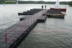 Ponton Schwimmstege bauen