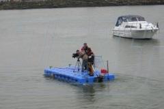 Transport Floß