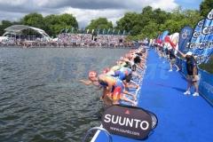 Triathlon Ponton Steg mieten