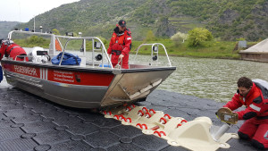 Boat Lift Feuerwehr Oberwesel