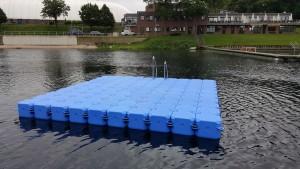 Ponton Schwimmkörper Krefeld