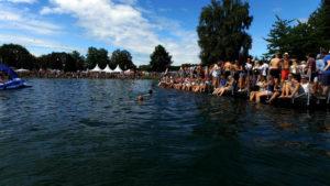 Schwimmplattform Event Wasser- SEA YOU 2017