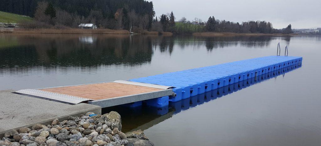 badesteg-Niedersonthofener-see